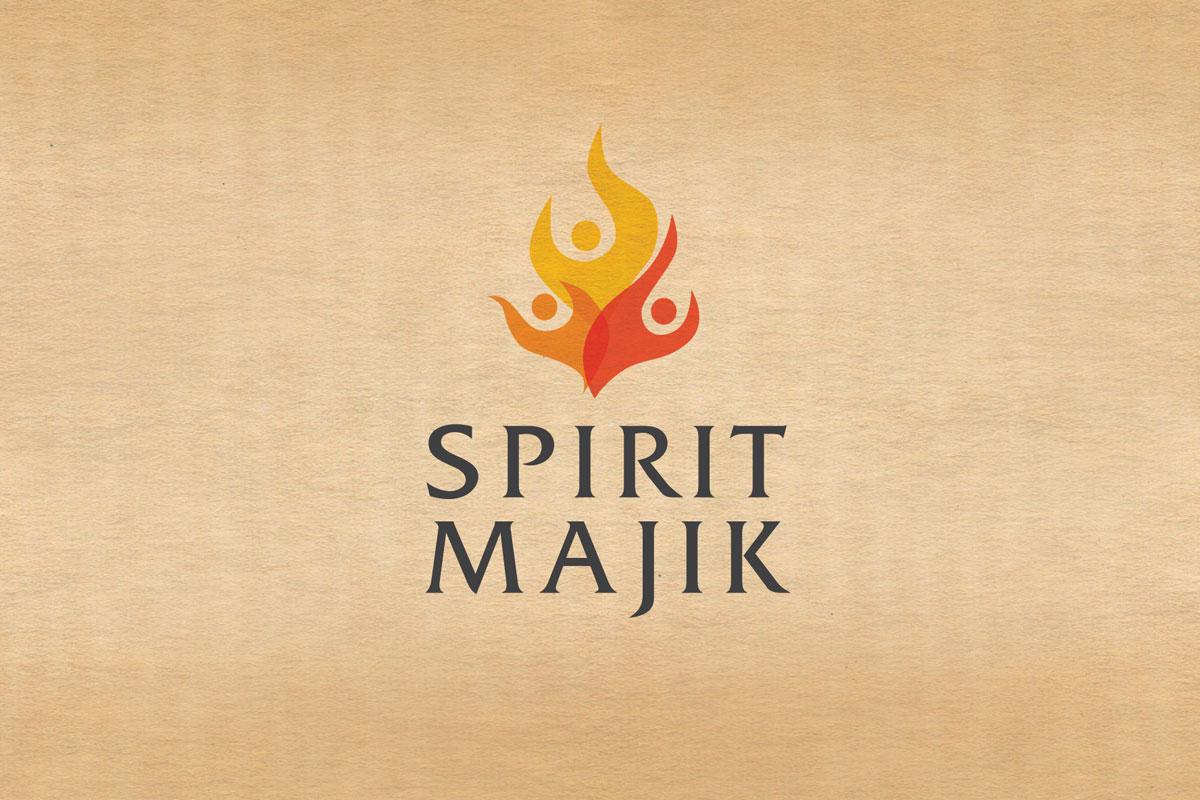 Spirit Majik Logo Design Adelaide