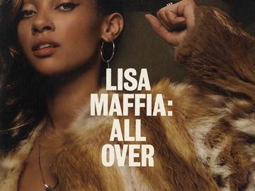 Lisa Maffia CD – Design