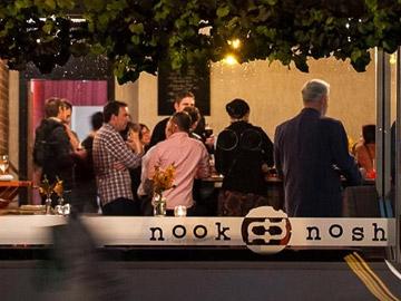 Nook Nosh – Branding