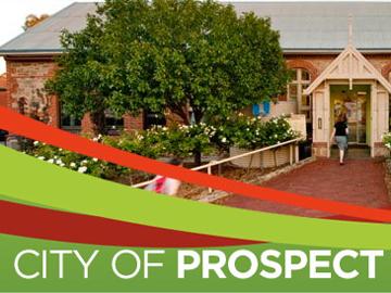 City of Prospect – Web Design Adelaide