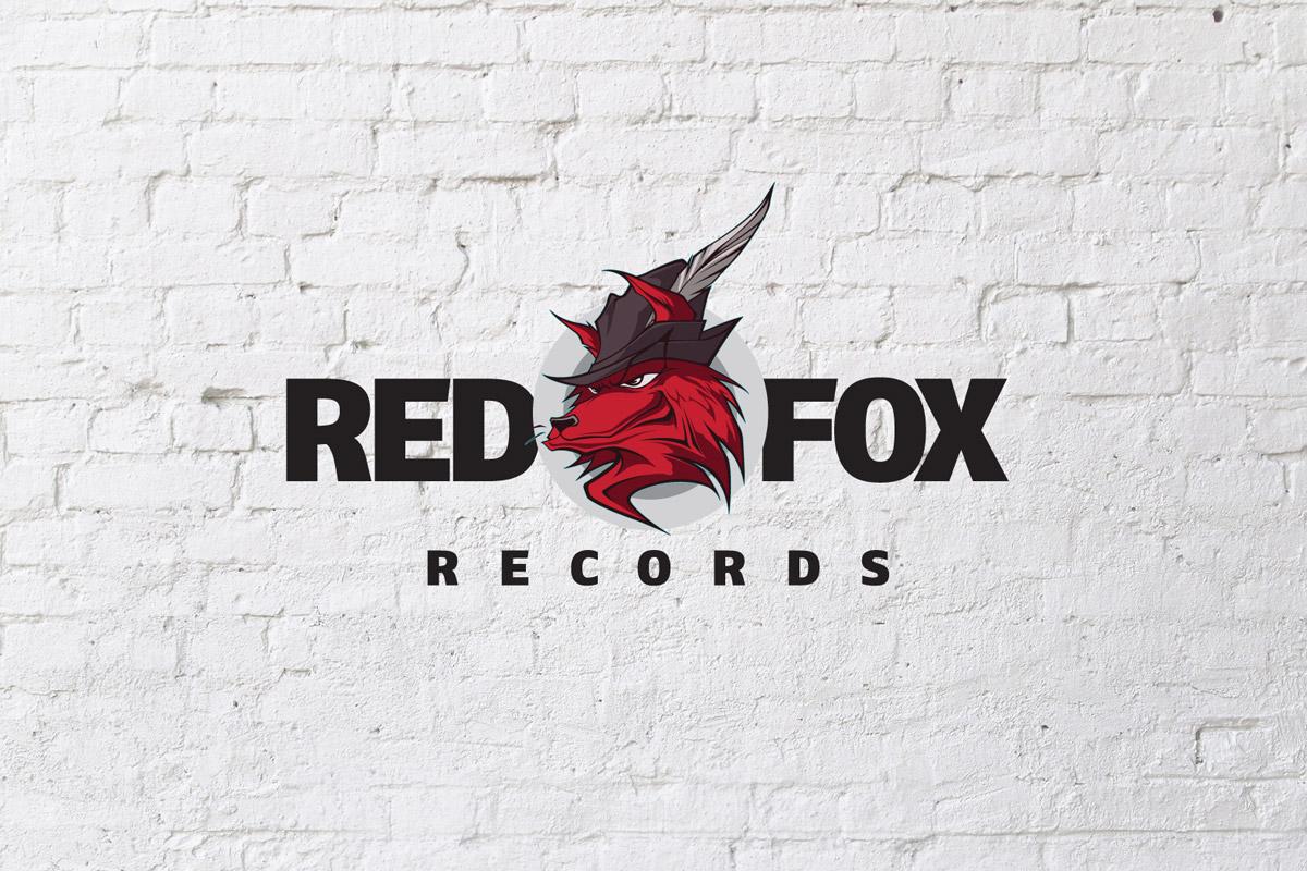 red-fox-records-logo-design-adelaide