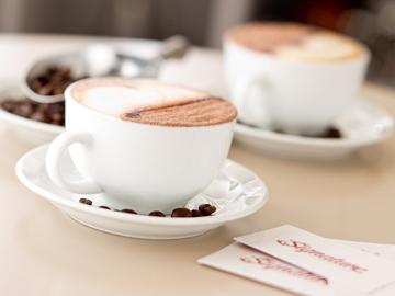Signature Coffee – Web Design Adelaide